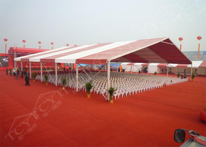 铝合金展览篷房